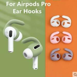 2 Pairs Ear Hooks Covers For Airpods Pro,anti-slip Ear Covers Accessories Ear Bu