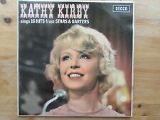 KATHY KIRBY LP / 16 HITS FROM STARS & GARTERS ( FIRST PRESS VG / VG 1963 )