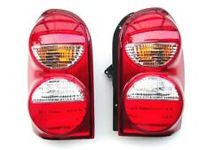 JEEP CHEROKEE LIBERTY 2001-2007 rear tail stop signal lights Right+Left 1 set