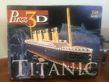 MD Puzz 3D Jigsaw Puzzle The Titanic Ship
