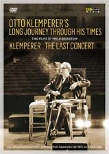 OTTO KLEMPERER'S LONG JOURNEYTHROUGH HIS TIMES/KLEMPERER THE LAST CONCERT (2 DVD