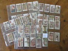 More details for r & j hill historic places from dickens classics 1926 - complete set of 50 vgc