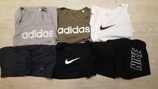 Nike / Adidas Tank Tops And Short Bundle Gym lot