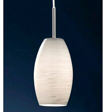 Eglo Lighting 88953A Batista Mini Pendant Matte Nickel
