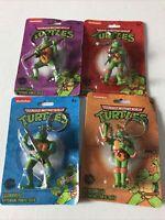 nickelodeon teenage mutant ninja turtles lot 4 key chain