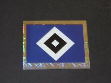 N°223 BADGE WAPPEN HSV HAMBURG PANINI FUSSBALL 2006-2007 BUNDESLIGA FOOTBALL