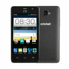 Zte Z755 Phone Black Unlocked (Gsm Carriers Only) New Other Condition
