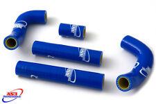 HUSABERG te 250 300 310 2010 -2014 Alto Rendimiento Silicona Mangueras Del Radiador Azul