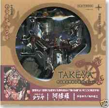 Used Kaiyodo Revoltech Takeya Series No.003 ASHURA Pre-Painted