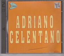 2 CD ADRIANO CELENTANO Super hits UNIVERSE DCD 22 043IF  1993