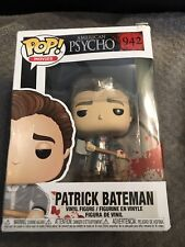 New listing #942 Funko Pop-Patrick Bateman-American Psycho-Open With Box-Figure Is Excellent
