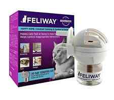 Ceva Feliway Pheromone Diffuser Plug-In Starter Kit - Reduces Stress in Cats