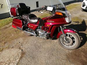 Honda Gold Wing, Oldtimer, Motorrad, GL 1200, Zweirad, USA.