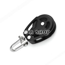 Sailboat, special pulley for yacht, wheel diameter 38mm,aluminum alloy NO:2250