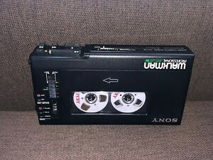 Sony wm-D6  haut de gamme WALKMAN Vintage 1985