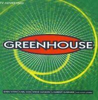 Greenhouse (1996) Sven Väth, Carl Cox, Steve Mason, Laruent Garnier.. [CD]