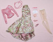 "Tonner 16"" Jane Shimmering Rose Outfit Complete"