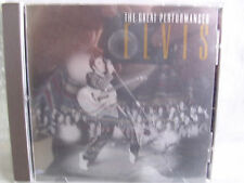 Elvis Presley- The Great Performances- RCA PD82227