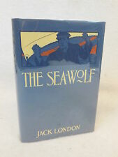 Jack London  THE SEA-WOLF Book-of-the-Month Club   2000 HC/DJ