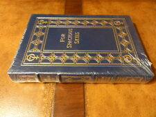 Easton Press FOR SPACIOUS SKIES Carpenter SIGNED/SEALED