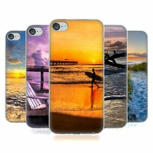 CELEBRATE LIFE GALLERY BEACHES SOFT GEL CASE FOR APPLE iPOD TOUCH MP3