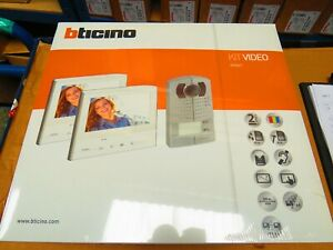 Bticino Kit Video 365621 video door intercom system Legrand