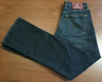 Lucky Brand Mid Rise Flare Dungaree Women's Jeans Tag Size: 27 Actual( 29 X 31 )