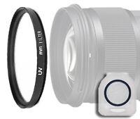 FILTRO UV ULTRAVIOLETTO ULTRA SLIM PRO ADATTO A Leica Macro-Elmar-M 90mm f/4 39M