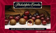 Philadelphia Candies Milk Chocolate Covered Cordial Cherries with Liquid Center