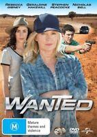 Wanted : Season 1 DVD : NEW