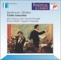 Beethoven, Sibelius: Violin Concertos, New Music