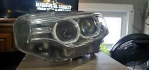 OEM BMW 428i 435i Driver Left Side 2014-2017 LED XENON HID Headlight - USED-READ