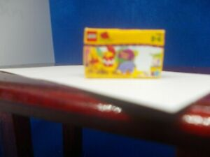A SEALED EMPTY DUPLO BOX FOR A DOLLS HOUSE CHILD
