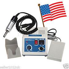 USA Marathon Dental Lab Micro Motor 35K RPM Electric Motor E-type Polish SKYSEA