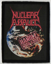 NUCLEAR ASSAULT PATCH / SPEED-THRASH-BLACK-DEATH METAL