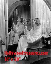"Greta Garbo~Hair Salon~Spa~Vanity~Photo~Decor~Stylist~Poster~16""x 20"""
