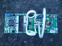 100W FM VHF 80-170Mhz RF Power Amplifier Board For Ham Radio DIY MRF9120