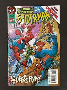 SPIDER-MAN #63  MARVEL COMICS 1995 VF+