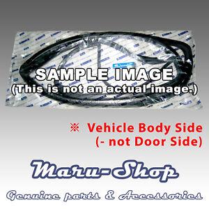 Body Side-Door Rubber Weatherstrip Seal FR/RH for 10~15 Hyundai Tucson/ix35