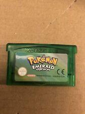 Pokemon Emerald Cartridge Only Gameboy Advance