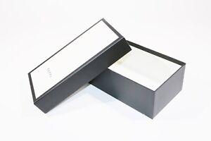 """SCATOLA CONFEZIONE LUSSO - GIFT BOX """"GUCCI"""" CARRY OVER ORIGINALE (25 x 17 x 10)"""