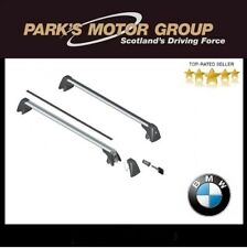 Genuine BMW Roof Bars - 3 Series Touring F31  (WITH Roof Rails)