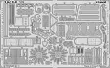 Eduard 1/72 Douglas C-47D alto detalle Set # 73622