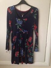 Joules Scoop Neck Tunic Floral Dresses for Women