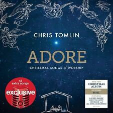 Chris Tomlin - Adore: Christmas Songs of Worship - Target Exclusive Audio CD NEW