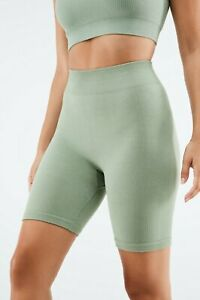 Women's FABLETICS High-Waisted Chafe Resistant Moisture wicking Seamless Short