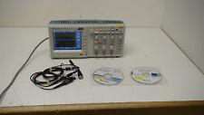 TEK TDS2012C 100 MHz, 2 Ch, 2 GS/s, 2.5 Kpts Digital Storage Oscilloscope w/ USB