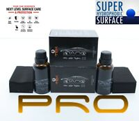 3x PRO Nano Ceramic Protect Car Paint Protection Glass Coating