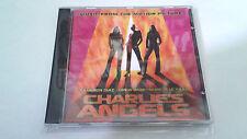 "ORIGINAL SOUNDTRACK ""CHARLIE'S ANGELS"" CD 15 TRACKS BANDA SONORA BSO OST"