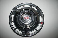 "CHEVROLET 1960s SS Impala Factory OEM Hubcap 14"" Original Logo 3266 1 (Single)"